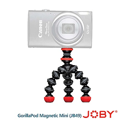JOBY 金剛爪迷你磁吸腳架 GorillaPod Magnetic Mini ...