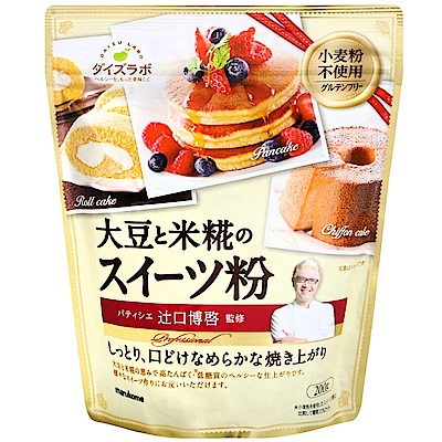 Marukome 大豆米麴點心粉(200g)