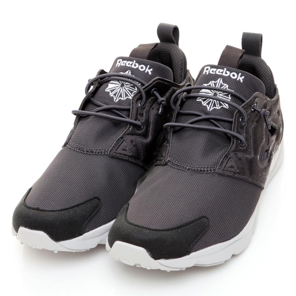 REEBOK-FURYLITE SP男慢跑鞋-黑
