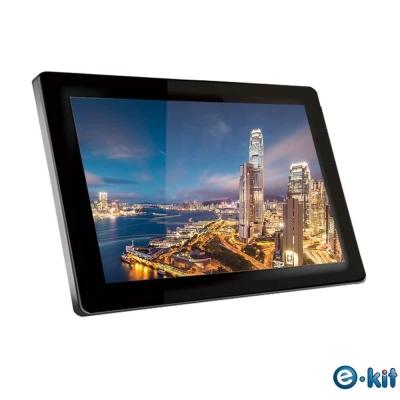 逸奇e-Kit 19吋玻璃防刮鏡面數位相框電子相冊 DF-VM19