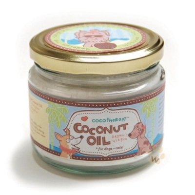 CoCoTherapy可可喜樂碧 有機初榨椰子油 236 ml