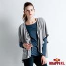 BRAPPERS 女款 休閒小外套-淺灰