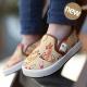 Kinderspel 街頭時尚-正韓彈性舒適帆布鞋 (樂天跳跳狐) product thumbnail 1