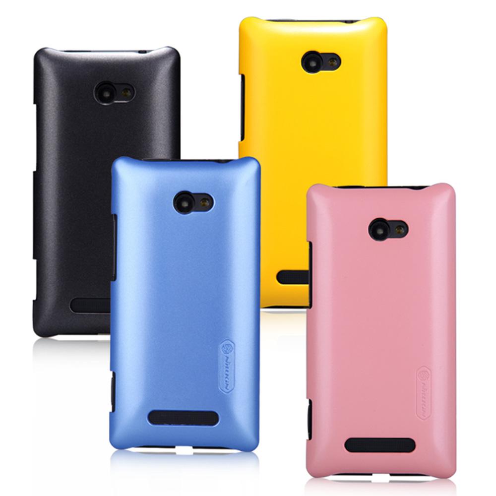 NILLKIN HTC 8X 多彩護盾硬質保護殼