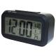 4.7吋超大螢幕智能萬年曆電子鐘 AIP-801 (黑色) product thumbnail 1