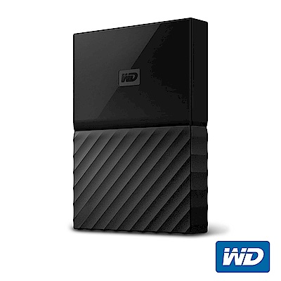 WD My Passport for Mac 2TB 2.5吋行動硬碟(WESE)