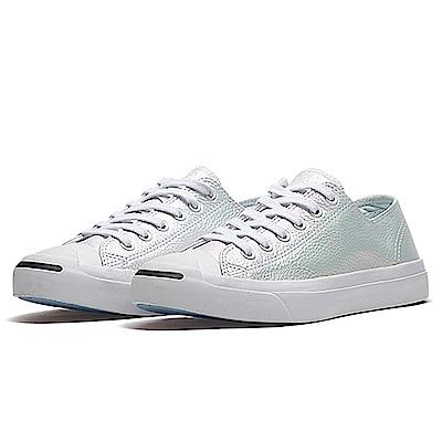 CONVERSE-女休閒鞋558858C-冰河白