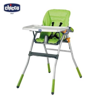 chicco-Jazzy輕便高腳餐椅-綠