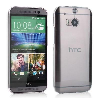 透明殼專家超值組HTC-M8-超薄抗刮-高透光保護