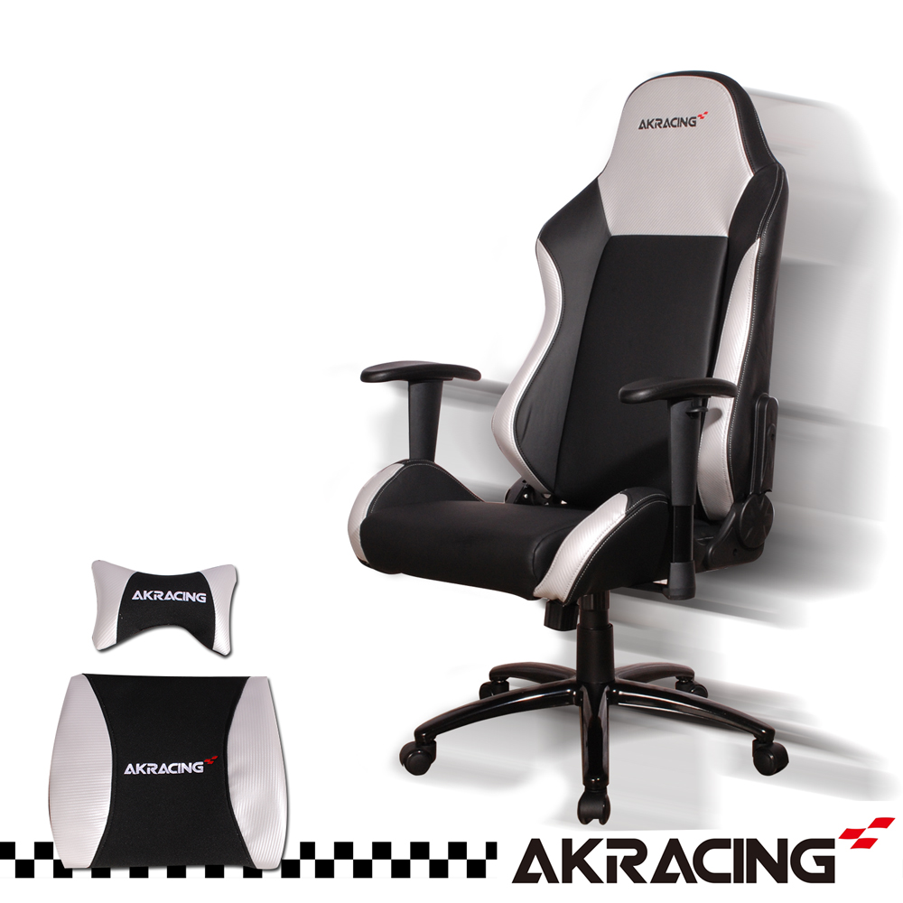 AKRACING超跑賽車電競椅-GT06   W65*D65*H131CM