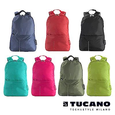 TUCANO COMPATTO 超輕量防水尼龍折疊收納後背包