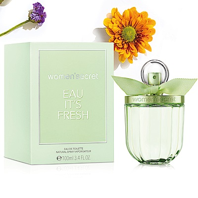 WOMEN SECRET EAU ITS FRESH 花漾清新女性淡香水100ml