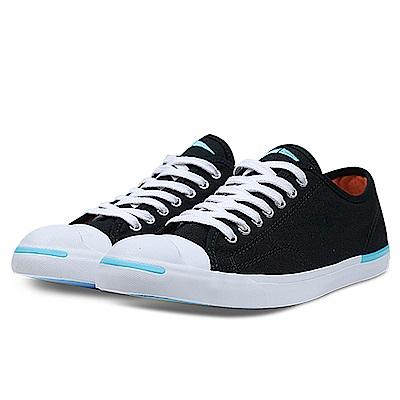 CONVERSE-男女休閒鞋160815C-黑
