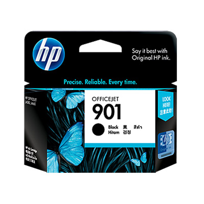 HP CC653AA 901 Officejet 黑色墨水匣
