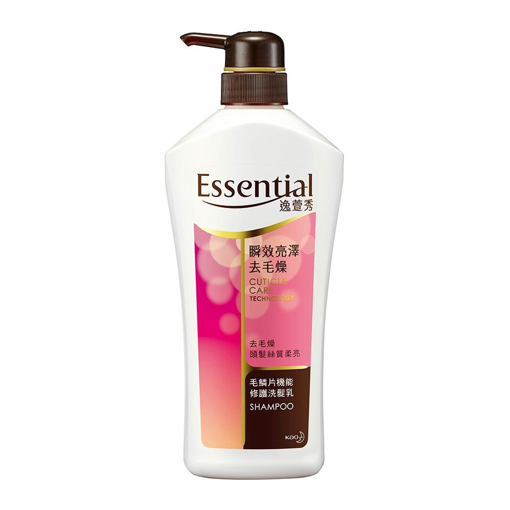 逸萱秀 瞬效亮澤去毛燥洗髮乳 (700ml)