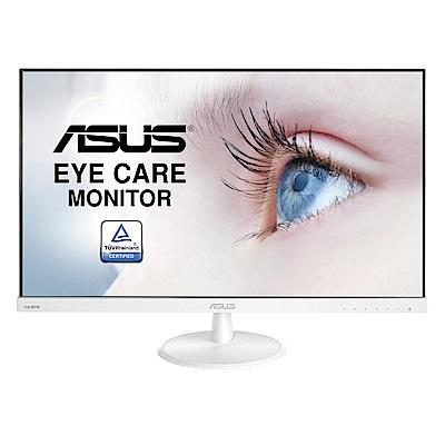 ASUS VC279H-W 27型電腦螢幕(白)