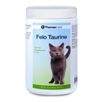 THOMASLABS湯瑪士 超級貓咪牛磺酸16oz 1入
