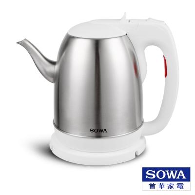 首華SOWA-1-5L不鏽鋼防空燒快煮壺-SPK-KY1501