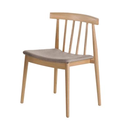 AT HOME-萊恩本色布餐椅
