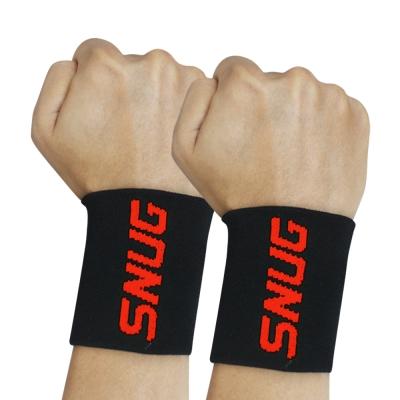 SNUG壓縮系列 涼爽壓力護腕-紅色(2入)