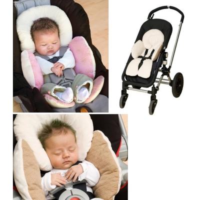 DF-嬰兒推車保暖透氣防護棉墊-共2色