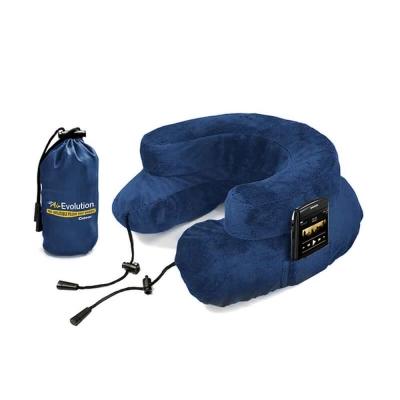 CABEAU 專利進化護頸充氣枕-藍色