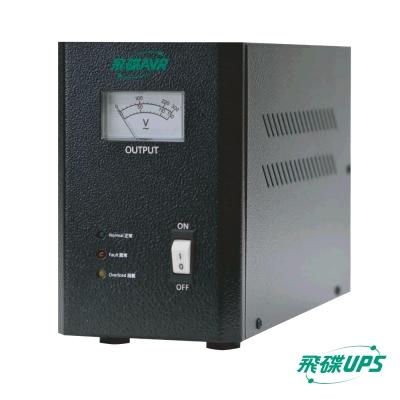 飛碟AVR-1.2KVA全電子式穩壓器 ( 七段)