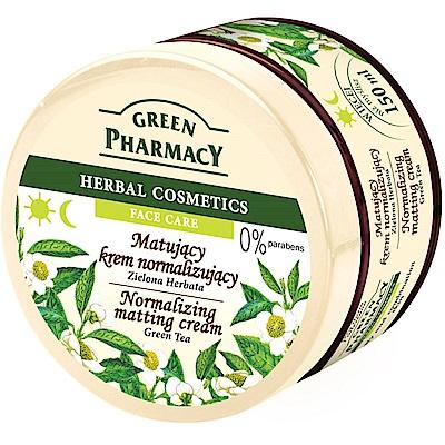 Green Pharmacy 草本肌曜 綠茶草本護理面霜 150ml @ Y!購物