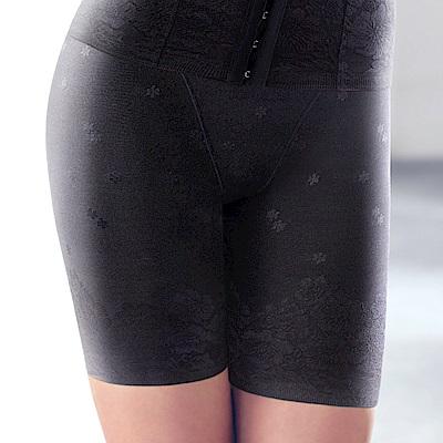 黛安芬-曲線美体褲-能量鍺緹花系列-M-EEL(顯瘦黑)