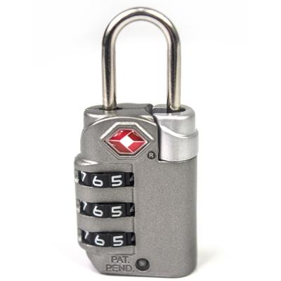 YESON 旅用海關三碼鑰匙鎖 MG-2510