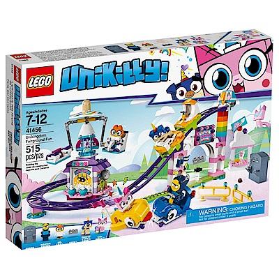 樂高LEGO 獨角貓系列 LT41456 Unikingdom Fairground