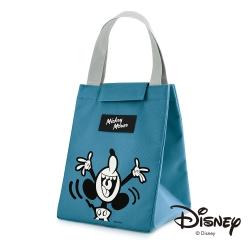 迪士尼Disney 繽紛塗鴉保冰溫提袋