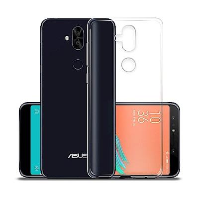 Xmart for ASUS ZenFone 5Q ZC600KL 超薄清柔水晶...