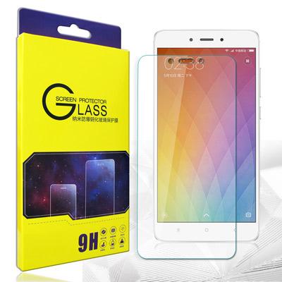 GLA Xiaomi 紅米 Note 4 疏水疏油9H鋼化玻璃膜