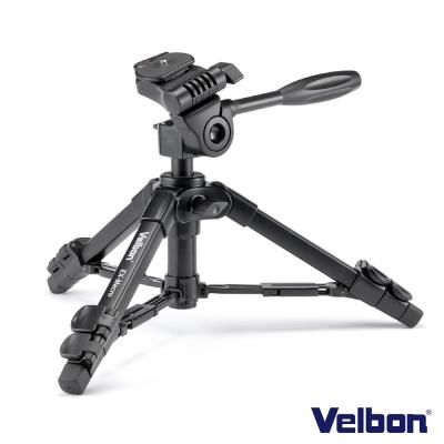 Velbon EX-Macro 鋁合金三腳架(微單眼適用)公司貨