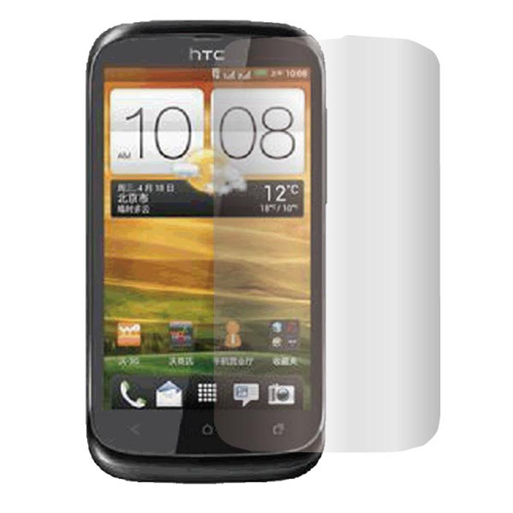 ZIYA HTC desire V T328w抗反射(霧面/防指紋)螢幕保護貼2入