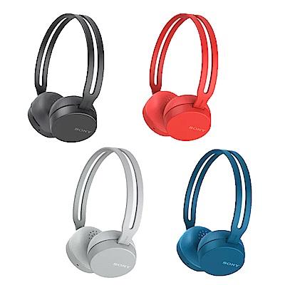 SONY WH-CH400 無線藍牙耳罩式耳機 (公司貨)