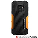 美國 Element Case Samsung Galaxy S9 Formula-黑橘