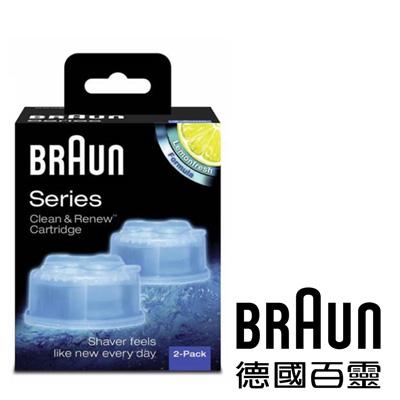 德國百靈BRAUN-匣式清新檸檬清潔液5331701