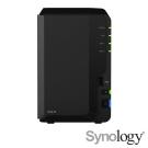 Synology DS218 2BAY網路儲存伺服器+4TB*2超值組