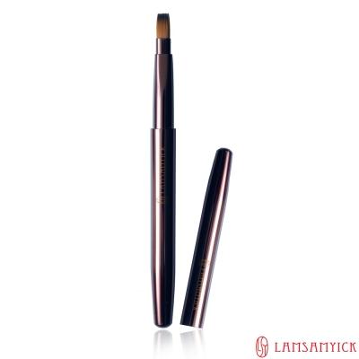 LSY 林三益 攜帶型唇刷(平口)-金檳