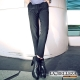【La Belleza 中大尺碼】竹炭纖維時尚美體內搭褲