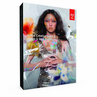 Design & Web Premium CS6 中文升級版-從CS3/CS4升級