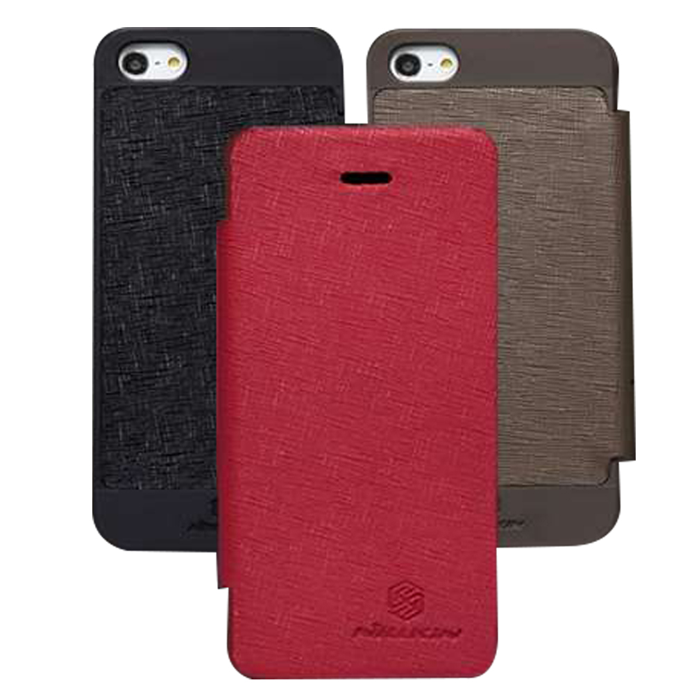 NILLKIN Apple iPhone5/5S/SE新皮士格調超薄皮套