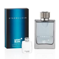 MONT BLANC 星際旅者男性淡香水75ml(贈傳奇白朗峰小香乙瓶)