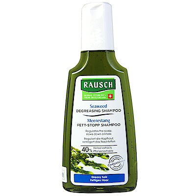 RAUSCH羅氏 海藻洗髮精200ml