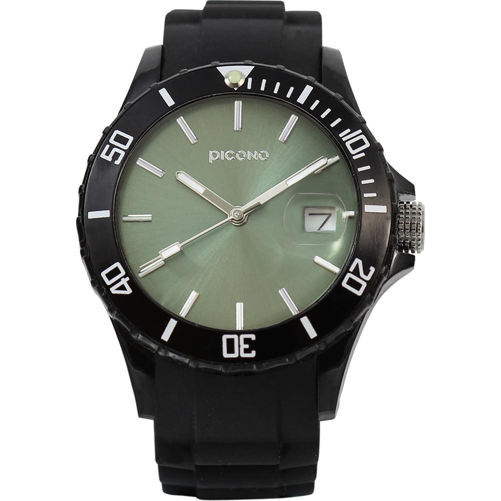 PICONO -  BALLOON COLOR 手錶 - 礦綠/48mm