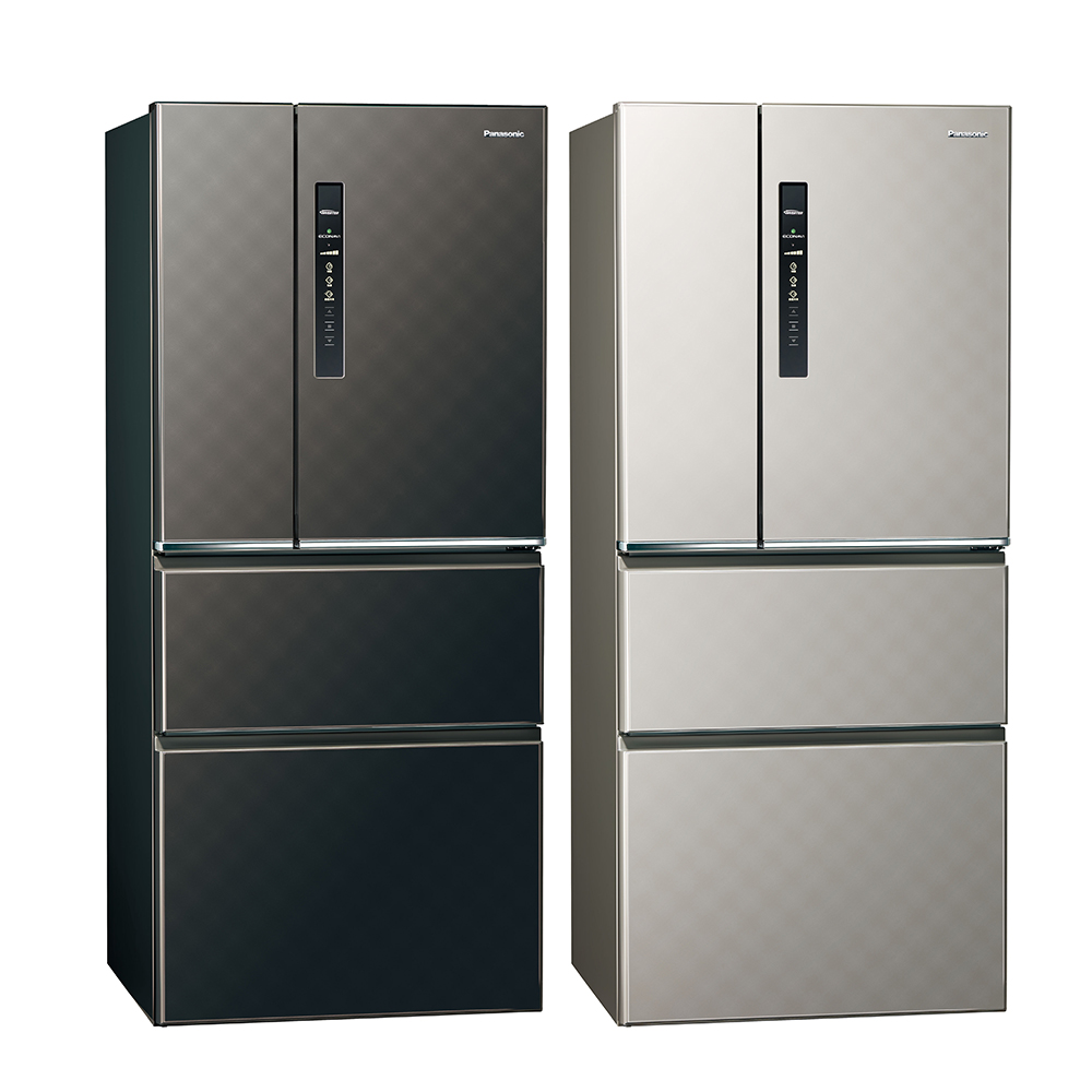 Panasonic國際牌 610L 1級變頻4門電冰箱 NR-D619HV