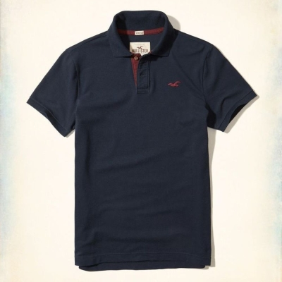 Hollister HCO POLO 藍色 0354