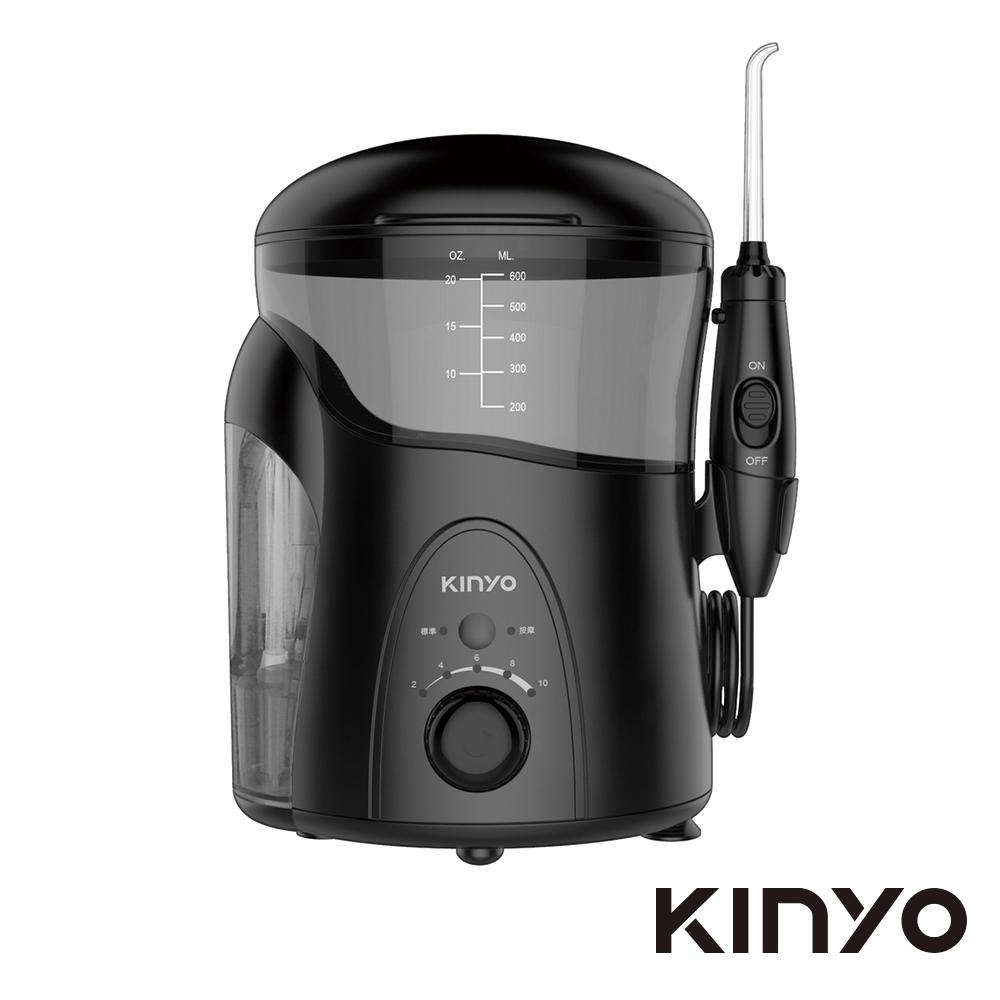 KINYO家用型高效能健康沖牙機(IR- 2003)